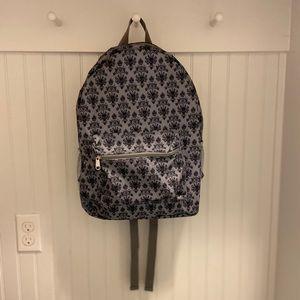 Disney Parks Haunted Mansion Wallpaper Backpack